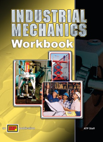 Industrial Mechanics Workbook   2008 edition cover