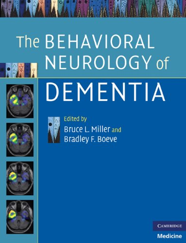 Behavioral Neurology of Dementia   2011 9781107629998 Front Cover