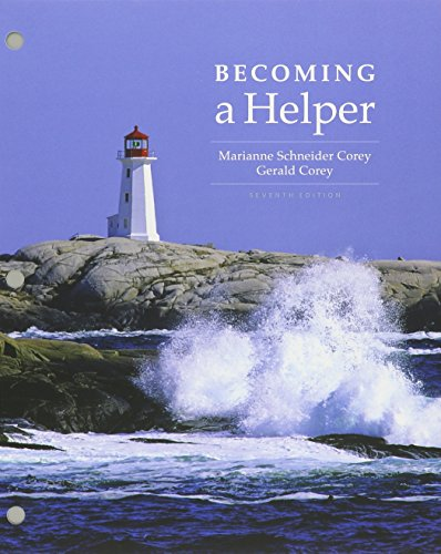 Becoming a Helper + Lms Integrated for Mindtap Helping Professions, 1-term Access:   2015 9781305773998 Front Cover
