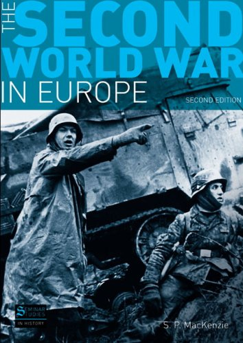 Second World War in Europe  2nd 2009 (Revised) edition cover