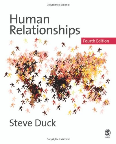 Human Relationships  4th 2007 edition cover