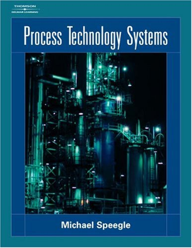 Process Technology Systems   2008 9781418039998 Front Cover