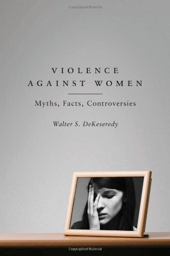 Violence Against Women Myths, Facts, Controversies  2011 9781442603998 Front Cover