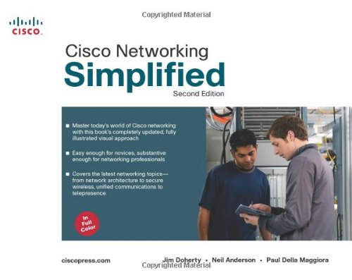 Cisco Networking Simplified  2nd 2008 9781587201998 Front Cover