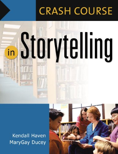 Crash Course in Storytelling   2006 edition cover
