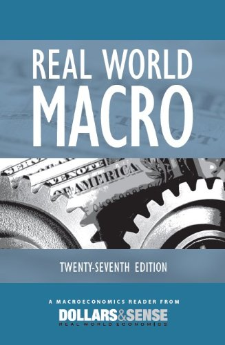 Real World Macro  27th edition cover