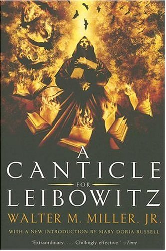 Canticle for Leibowitz   2006 9780060892999 Front Cover