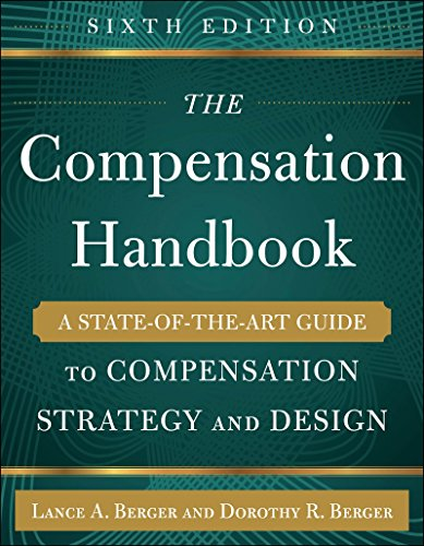 The Compensation Handbook: A State-of-the-art Guide to Compensation Strategy and Design  2015 edition cover