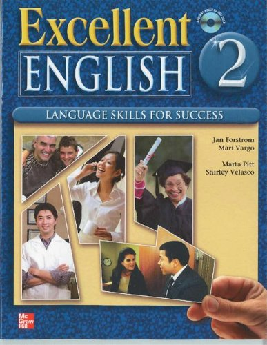Excellent English 2 Student Book with Audio Hl   2009 edition cover