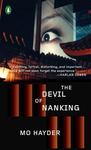 Devil of Nanking  N/A edition cover