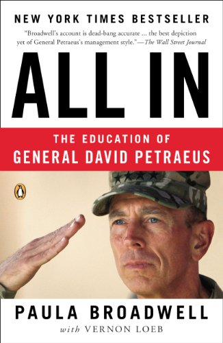 All In The Education of General David Petraeus N/A edition cover