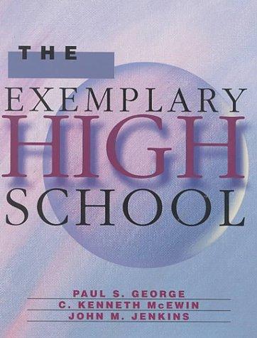 Exemplary High School   2000 edition cover