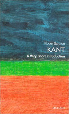 Kant  2nd 2001 (Revised) edition cover