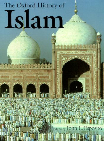 Oxford History of Islam   1999 edition cover