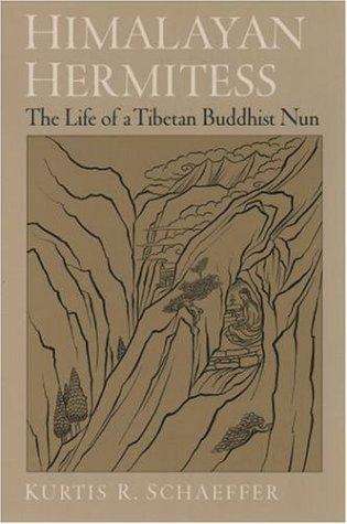 Himalayan Hermitess The Life of a Tibetan Buddhist Nun  2004 edition cover