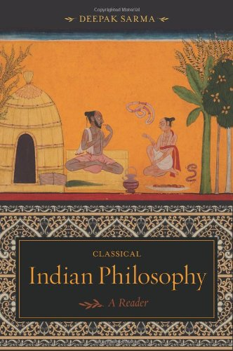 Classical Indian Philosophy A Reader  2011 edition cover