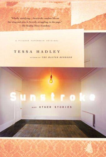 Sunstroke and Other Stories   2007 9780312425999 Front Cover