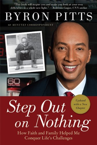 Step Out on Nothing How Faith and Family Helped Me Conquer Life's Challenges Revised edition cover