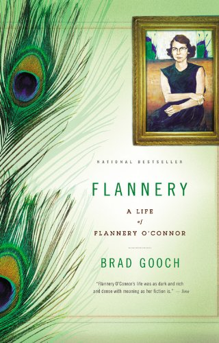 Flannery A Life of Flannery O'Connor  2010 edition cover