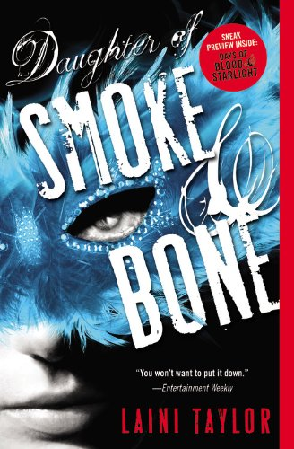 Daughter of Smoke and Bone  N/A edition cover