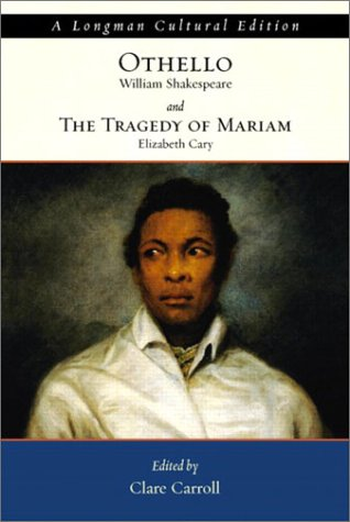 Othello and the Tragedy of Mariam   2003 edition cover
