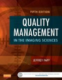 Quality Management in the Imaging Sciences  5th 2014 edition cover