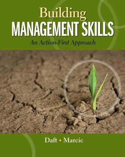 Building Management Skills An Action-First Approach  2014 edition cover