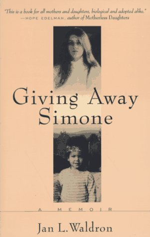 Giving Away Simone  N/A 9780385485999 Front Cover