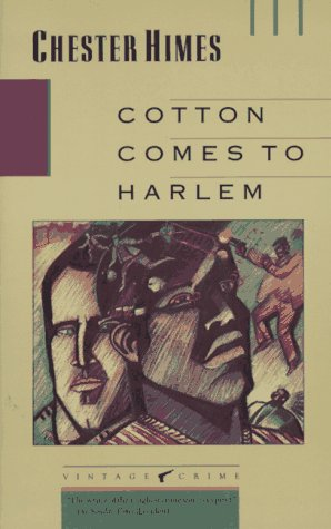 Cotton Comes to Harlem   1988 edition cover