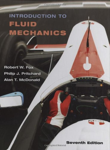 Introduction to Fluid Mechanics  7th 2009 edition cover