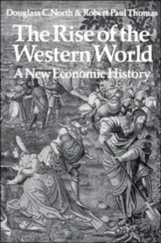 Rise of the Western World A New Economic History  2009 edition cover