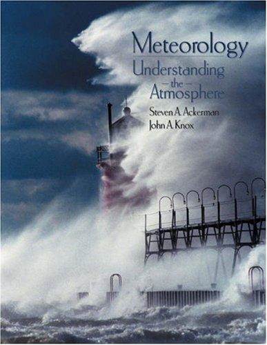 Meteorology Understanding the Atmosphere  2003 9780534371999 Front Cover