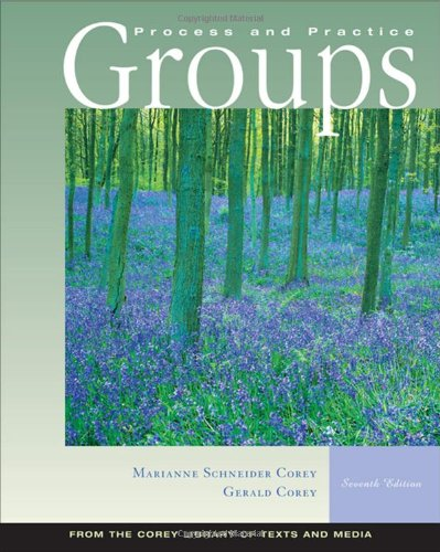 Ie Groups Process/Pract  7th 2006 9780534607999 Front Cover