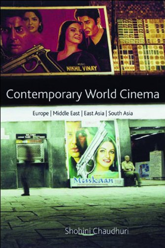 Contemporary World Cinema Europe, the Middle East, East Asia and South Asia  2005 edition cover