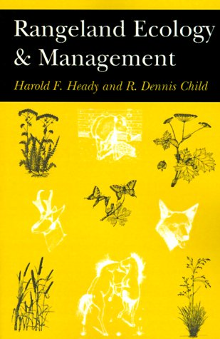 Rangeland Ecology and Management  N/A edition cover