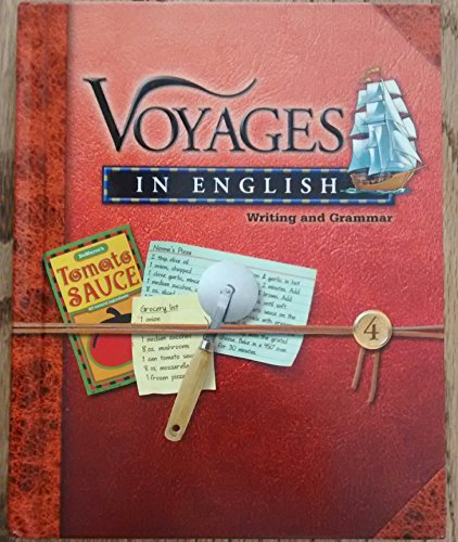 Voyages in English:   2006 edition cover