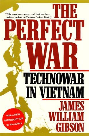 Perfect War Technowar in Vietnam  2000 (Reprint) edition cover