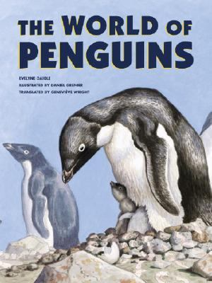 World of Penguins   2007 9780887767999 Front Cover