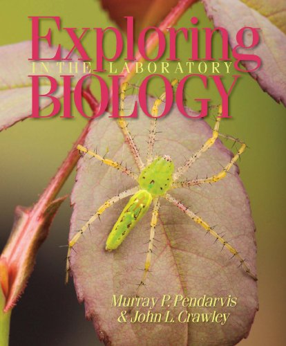 Exploring Biology in the Laboratory:  2011 9780895827999 Front Cover