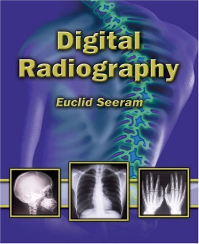 Digital Radiography An Introduction for Technologists  2011 edition cover
