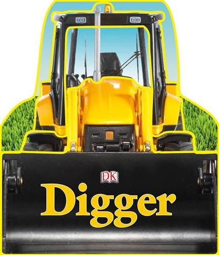 Digger   2010 9781405357999 Front Cover