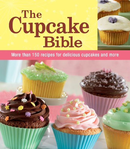 Cupcake Bible  N/A edition cover