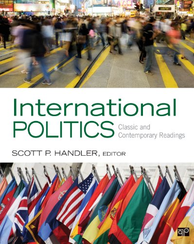 International Politics Classic and Contemporary Readings  2013 edition cover