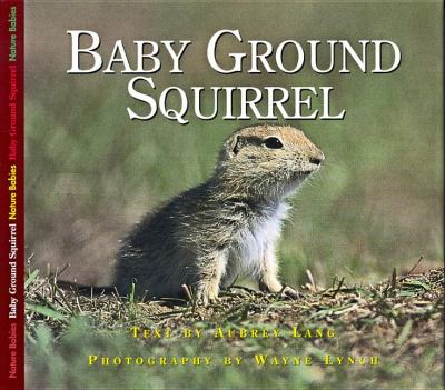 Baby Ground Squirrel   2003 9781550417999 Front Cover