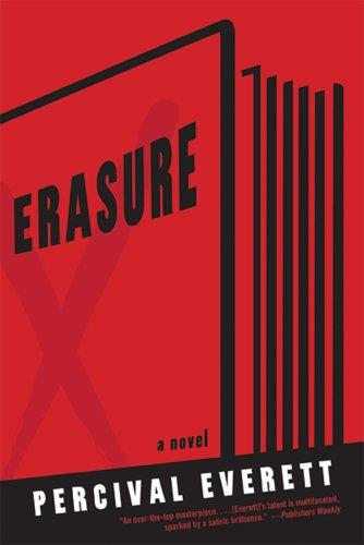 Erasure A Novel N/A edition cover