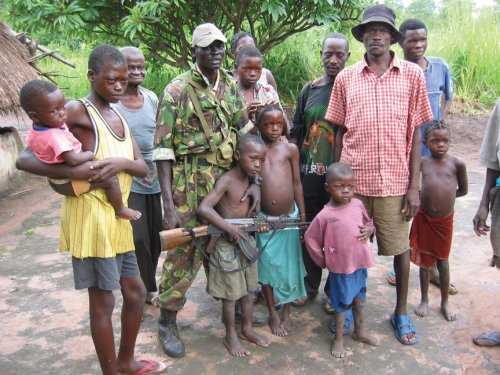 First Kill Your Family Child Soldiers of Uganda and the Lord's Resistance Army  2009 edition cover