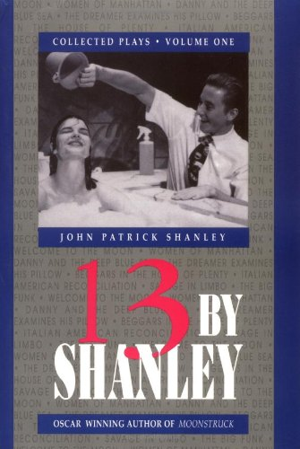 13 by Shanley Collected Plays N/A edition cover