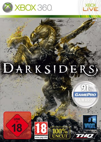 Darksiders (uncut) Xbox 360 artwork