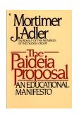 Paideia Proposal 1982 9780020641001 Front Cover