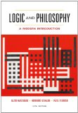 Logic and Philosophy A Modern Introduction 12th 2012 9781133050001 Front Cover